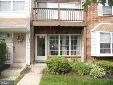 624 Glen Lane UNIT 62A, Norristown, PA 19403 - MLS#: PAMC611526