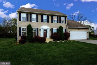 1008 Ruby Circle, Gilbertsville, PA 19525 - #: PAMC612806
