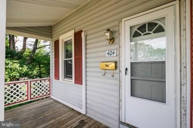 404 2ND Avenue, Royersford, PA 19468 - #: PAMC613684