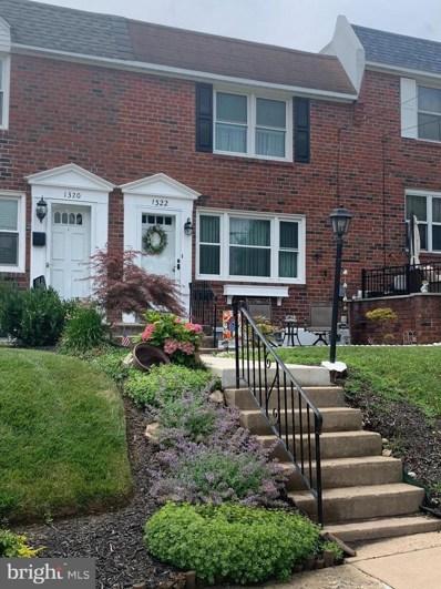 1322 W Beech Street, Norristown, PA 19401 - #: PAMC618194