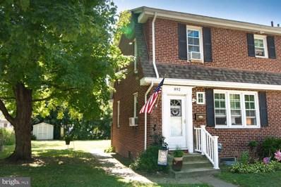 892 N Washington Street, Pottstown, PA 19464 - #: PAMC623468