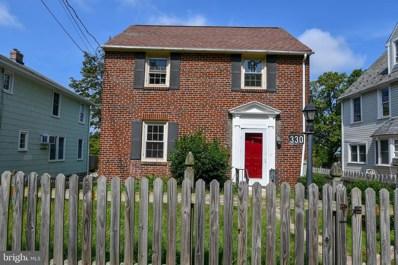 330 Edge Hill Road, Glenside, PA 19038 - #: PAMC624996
