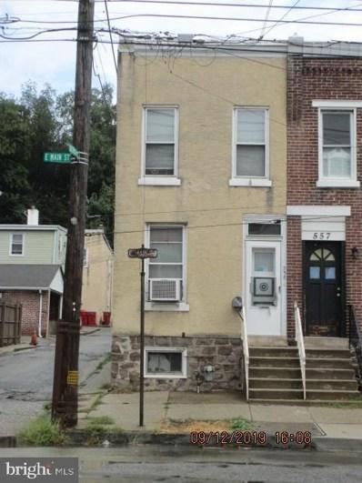 555 E Main Street, Norristown, PA 19401 - #: PAMC625100