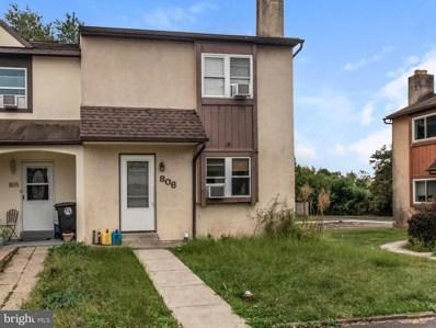 806 Walnut Ridge Estate, Pottstown, PA 19464 - #: PAMC625428