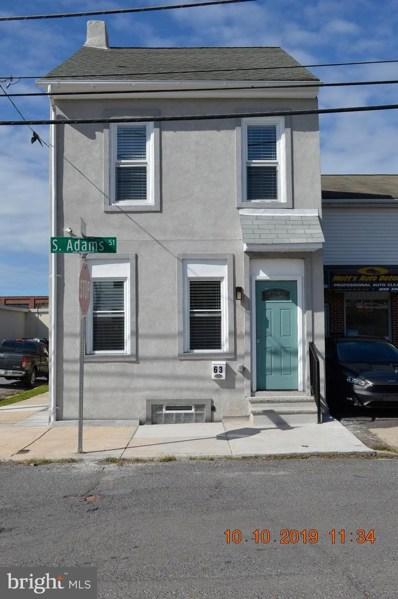 63 S Adams Street, Pottstown, PA 19464 - #: PAMC628520