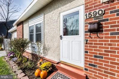 1590 Arline Avenue, Abington, PA 19001 - #: PAMC630642