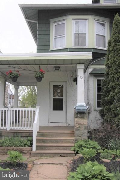 412 Cottman Avenue, Cheltenham, PA 19012 - #: PAMC633038