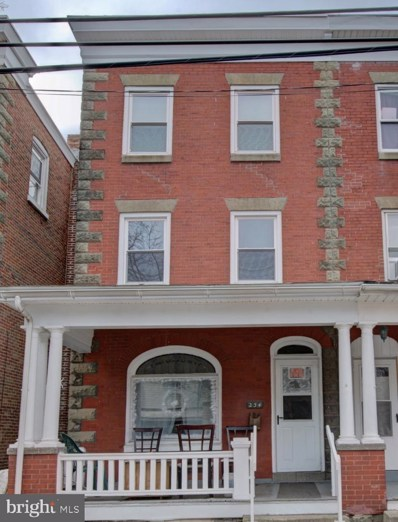 234 Oak Street, Pottstown, PA 19464 - #: PAMC637074