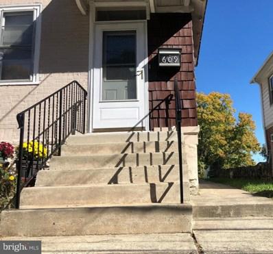 609 E Glenside Avenue, Wyncote, PA 19095 - MLS#: PAMC640396