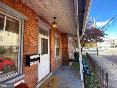 486 N Evans Street, Pottstown, PA 19464 - #: PAMC646498