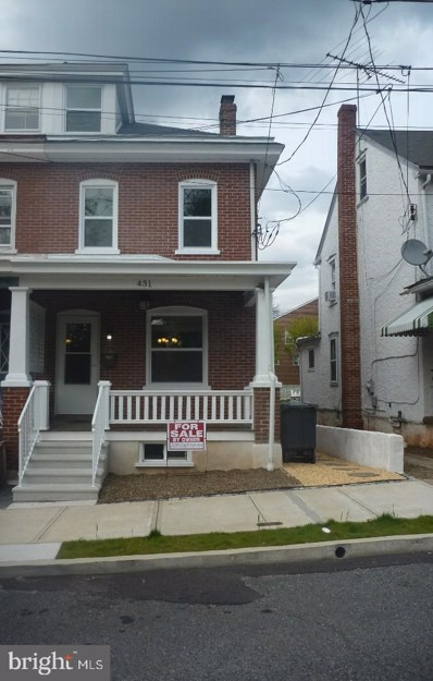 431 May Street, Pottstown, PA 19464 - #: PAMC646740
