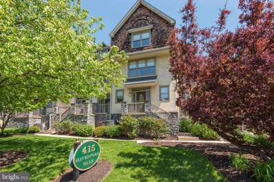 415 W Lancaster Avenue UNIT 4, Haverford, PA 19041 - #: PAMC648512
