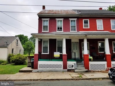 833 Monroe Avenue, Pottstown, PA 19464 - #: PAMC654978