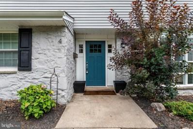 4 Hemlock Place, Lafayette Hill, PA 19444 - #: PAMC664990
