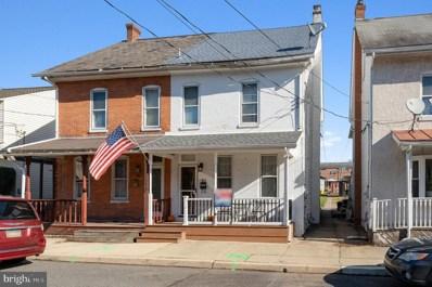 343 Jefferson Street, East Greenville, PA 18041 - #: PAMC676516