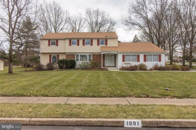 1091 Crossbow Way, Lansdale, PA 19446 - #: PAMC680470