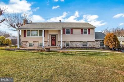 1243 Crestwood Drive, Pottstown, PA 19464 - #: PAMC680856