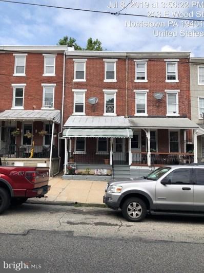 215 E Wood Street, Norristown, PA 19401 - #: PAMC686342