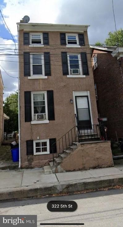 322 W 5TH Street, Bridgeport, PA 19405 - #: PAMC686980