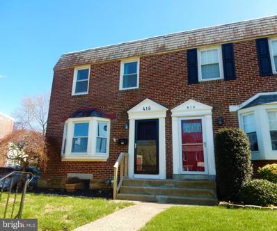 418 Madison Avenue, Hatboro, PA 19040 - #: PAMC688816