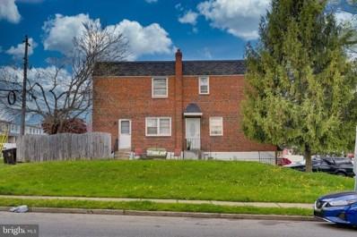 242 New Street, Norristown, PA 19401 - #: PAMC690294
