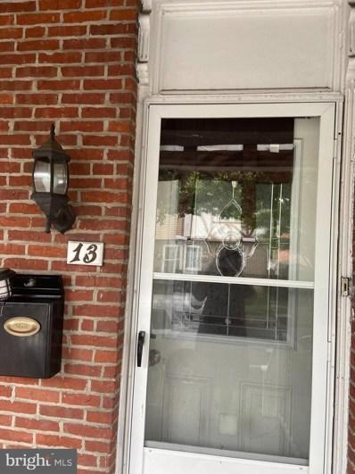 13 W 2ND Street, Pottstown, PA 19464 - #: PAMC697018