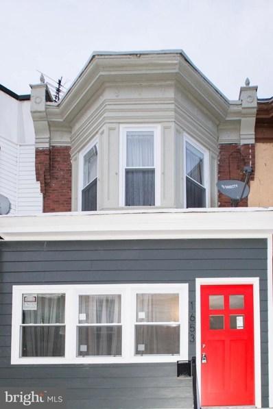 1653 S Conestoga Street, Philadelphia, PA 19143 - #: PAPH1000394