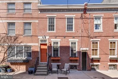 319 Pemberton Street, Philadelphia, PA 19147 - #: PAPH1000850