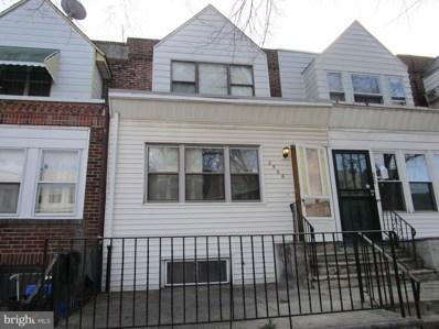 2508 S Dewey Street, Philadelphia, PA 19142 - #: PAPH1001704
