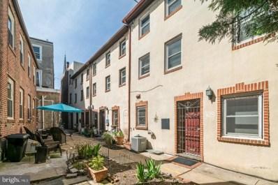 707 N 3RD Street UNIT D, Philadelphia, PA 19123 - #: PAPH1001828