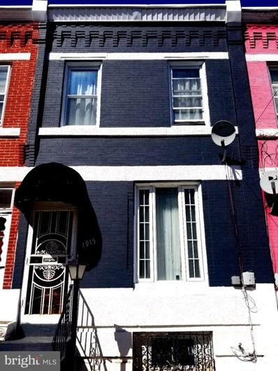 1915 Fontain Street, Philadelphia, PA 19121 - #: PAPH1002052