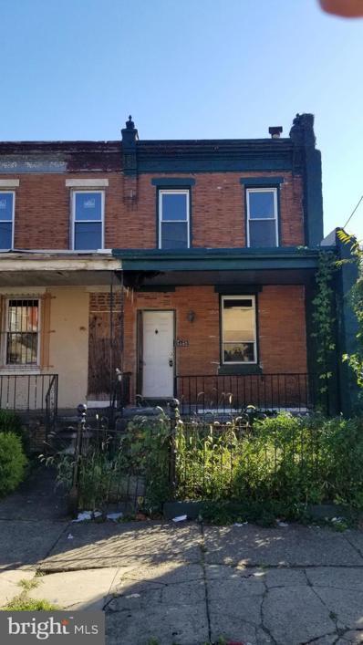 5152 W Thompson Street, Philadelphia, PA 19131 - #: PAPH1002322