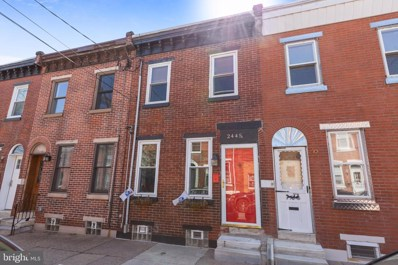 2445 Cedar Street, Philadelphia, PA 19125 - #: PAPH1003050