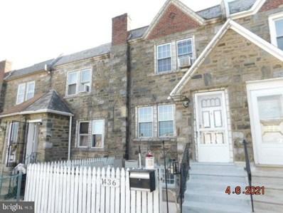 1436 Levick Street, Philadelphia, PA 19149 - MLS#: PAPH1004152