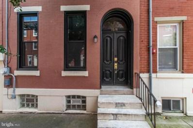 1628 Brown Street, Philadelphia, PA 19130 - #: PAPH100531