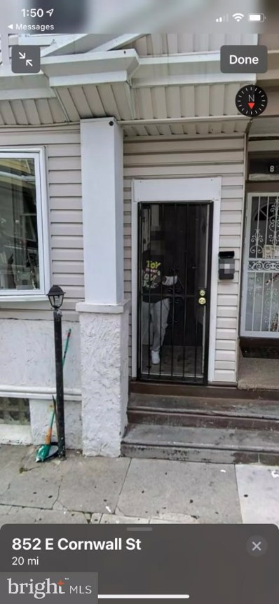 852 E Cornwall Street, Philadelphia, PA 19134 - #: PAPH1005876