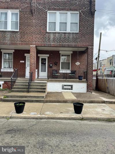 6115 Algard Street, Philadelphia, PA 19135 - #: PAPH1007236