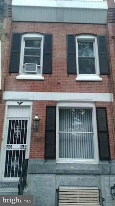 1857 N 25TH Street, Philadelphia, PA 19121 - #: PAPH1007808