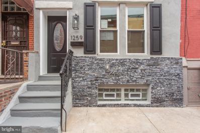 1259 S Ringgold Street, Philadelphia, PA 19146 - #: PAPH1007826