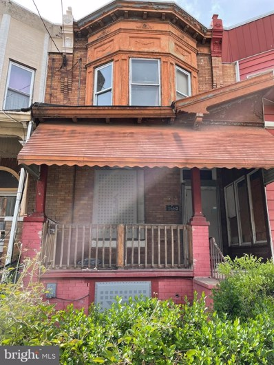 3660 N Marvine Street, Philadelphia, PA 19140 - #: PAPH1008026