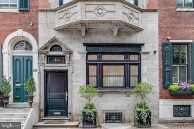 1833 Delancey Place, Philadelphia, PA 19103 - #: PAPH1008270