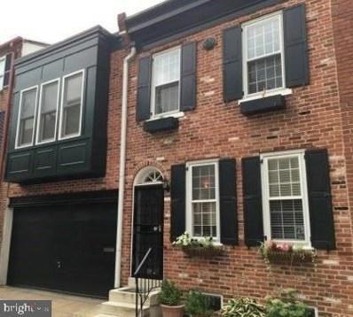 2414-2416-  Delancey Place, Philadelphia, PA 19103 - #: PAPH100907