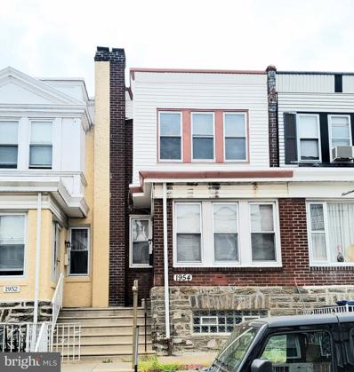 1954 Elston Street, Philadelphia, PA 19138 - #: PAPH1009104