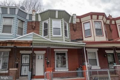 1616 S Frazier Street, Philadelphia, PA 19143 - #: PAPH1009316