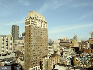 1324 Locust Street UNIT 1208, Philadelphia, PA 19107 - #: PAPH100979