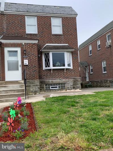924 Disston Street, Philadelphia, PA 19111 - #: PAPH1010124