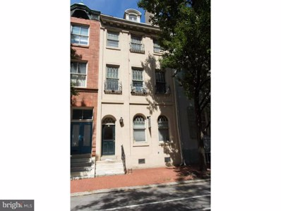 717 Spruce Street UNIT 1F, Philadelphia, PA 19106 - MLS#: PAPH101108