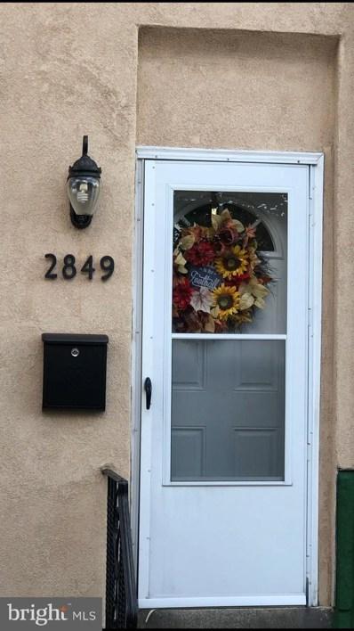 2849 Livingston Street, Philadelphia, PA 19134 - #: PAPH1011550