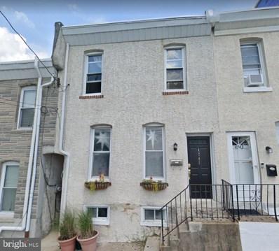 4745 Fowler Street, Philadelphia, PA 19127 - #: PAPH1013722
