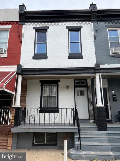 2903 N Bambrey Street, Philadelphia, PA 19132 - #: PAPH1013752